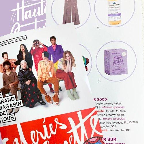 2# Haute Couture x Galeries Lafayette x Club Couleur