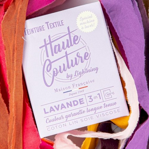 La couleur lavande, parfaite pour les beaux jours ! ☀️  Pour votre linge de maison, ou votre garde-robe, la teinte lavande apportera fraîcheur et peps !